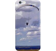 Sail the Sky D iPhone Case/Skin