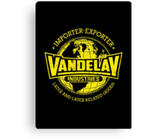 Vandelay Industries Canvas Print