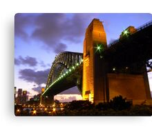 Coathanger Canvas Print
