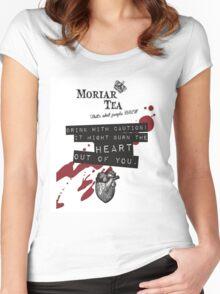 Moriar-Tea Women's Fitted Scoop T-Shirt