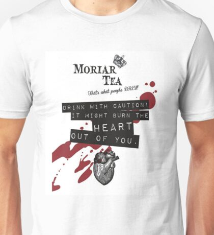 Moriar-Tea Unisex T-Shirt