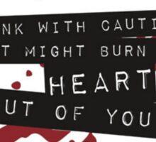 Moriar-Tea Sticker