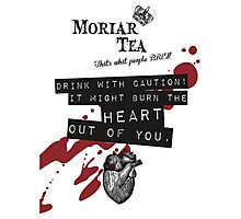 Moriar-Tea Photographic Print