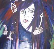 Bighair by Hannah Clark