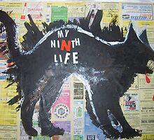 my ninth life by Hannah Clark