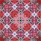 Kandy Kane Kaleidoscope by Monnie Ryan