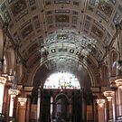 Inside St Georges Hall by gothgirl