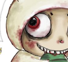 Psycho Teemo Sticker