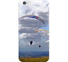 Tandem Gliding B iPhone Case/Skin