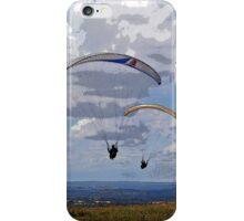Tandem Gliding C iPhone Case/Skin