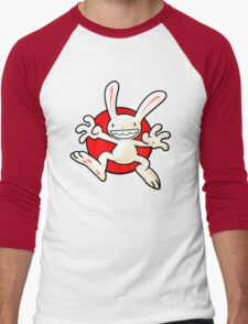 Max Logo Men's Baseball ¾ T-Shirt