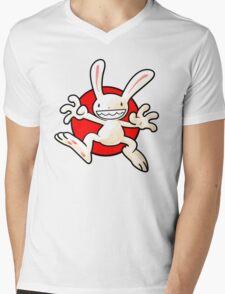 Max Logo Mens V-Neck T-Shirt