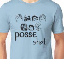 posse shot Unisex T-Shirt