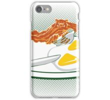 The Legend of Breakfast iPhone Case/Skin