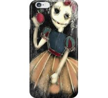 Voodoo Princess Snow White iPhone Case/Skin