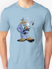 Sam & Max - Hug Art Unisex T-Shirt