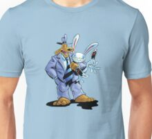 Sam & Max - Hug Art Unisex T-Shirt