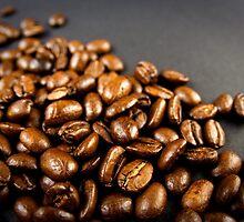Coffee beans by bashta