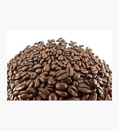 Coffee beans. Photographic Print