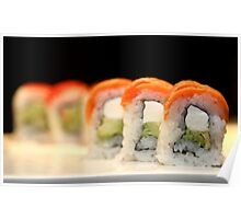 Ready to eat Sushi  Poster