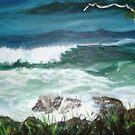 Seascape - www.gunnel-karel.com by gunnelau