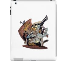 Sam & Max - Door Art iPad Case/Skin