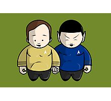 To boldly go ... Photographic Print