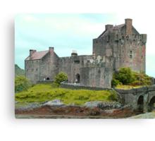 Eilean Donan Castle II Canvas Print
