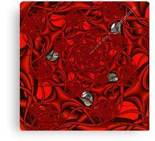 Visual Psychedelia Series 08 Canvas Print