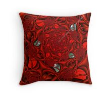 Visual Psychedelia Series 08 Throw Pillow