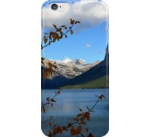 Autumn in the Canadian Rockies  iPhone Case/Skin