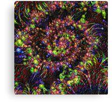Visual Psychedelia Series 09 Canvas Print