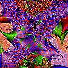 Visual Psychedelia Series 10 by Elvis Gunn