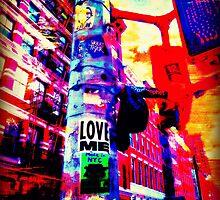 Love me. Oh, Manhattan, I do! by ShellyKay