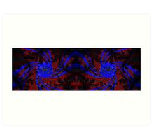 Visual Psychedelia Series 11 Art Print