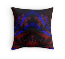 Visual Psychedelia Series 11 Throw Pillow