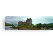 Eilean Donan Castle III Canvas Print