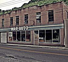 War Auto  by Paul Lubaczewski