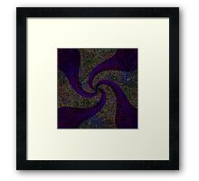 Visual Psychedelia Series 12 Framed Print