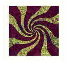 Visual Psychedelia Series 13 Art Print