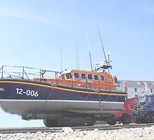 LIFE BOAT.  by ccrcats