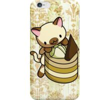 Canelle Apple Kitty iPhone Case/Skin