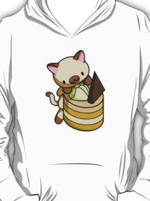 Canelle Apple Kitty T-Shirt