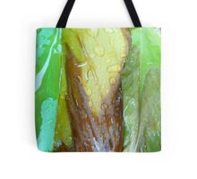 Rainy Day Wrinkles Tote Bag