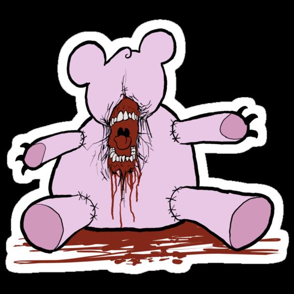 Bear Bite by KillerNapkins