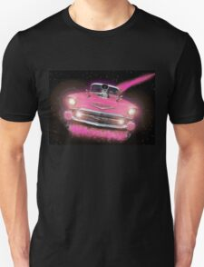 Pink Chevy Unisex T-Shirt