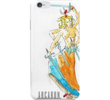 Arcaron: Ashura dancing iPhone Case/Skin
