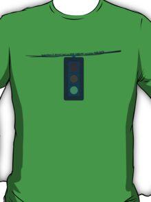 Breaking Bad - Green Light T-Shirt