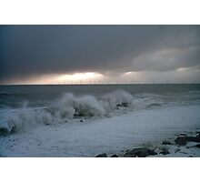 Scroby Sands Windfarm Photographic Print
