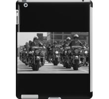 Badges n Bikes iPad Case/Skin